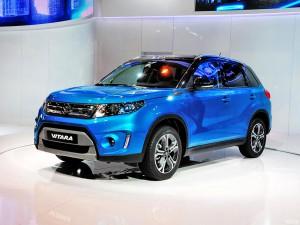 Suzuki Grand Nomade 2015: renovada y más atractiva.