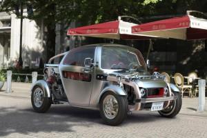 Toyota KIKAI concept: curioso y simpático.