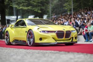 BMW 30 CSL Hommage Concept, un merecido homenaje