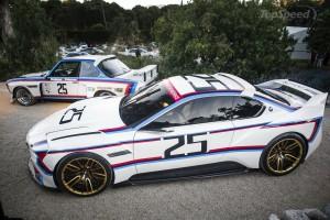 BMW 30 CSL Hommage R, para seguir celebrando los éxitos.