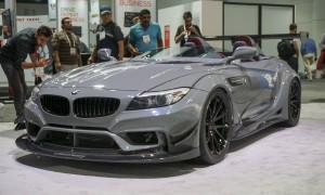 SEMA Show 2015: Bulletproof BMW Z4 GT, un auto fuera de serie