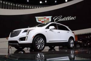 Auto Show de Los Ángeles 2015: Cadillac XT5 2017, lujo, sofisticación y tecnología.