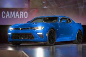 SEMA Show 2015: Chevrolet Camaro Hyper concept