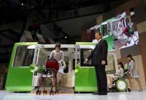 Auto Show de Tokio 2015: Daihatsu Noriori Concept, simpático y práctico.