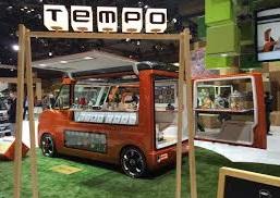 Auto Show de Tokio 2015: Daihatsu Tempo Concept.