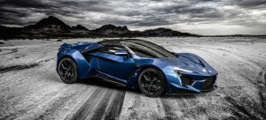 Fenyr SuperSport: poder, exclusividad  y prestaciones extremas.