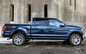 La nueva Ford F-150 también gana el Green Truck of the Year.