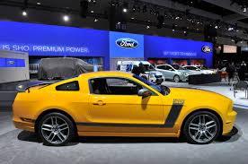 Ford Mustang Boss 302 SX, un juguete para los circuitos y la competición.