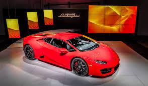 Auto Show de Los Ángeles 2015: Lamborghini Huracán LP580-2
