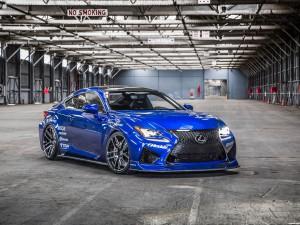 Lexus RC-F by Gordon Ting: más grandioso y más deportivo