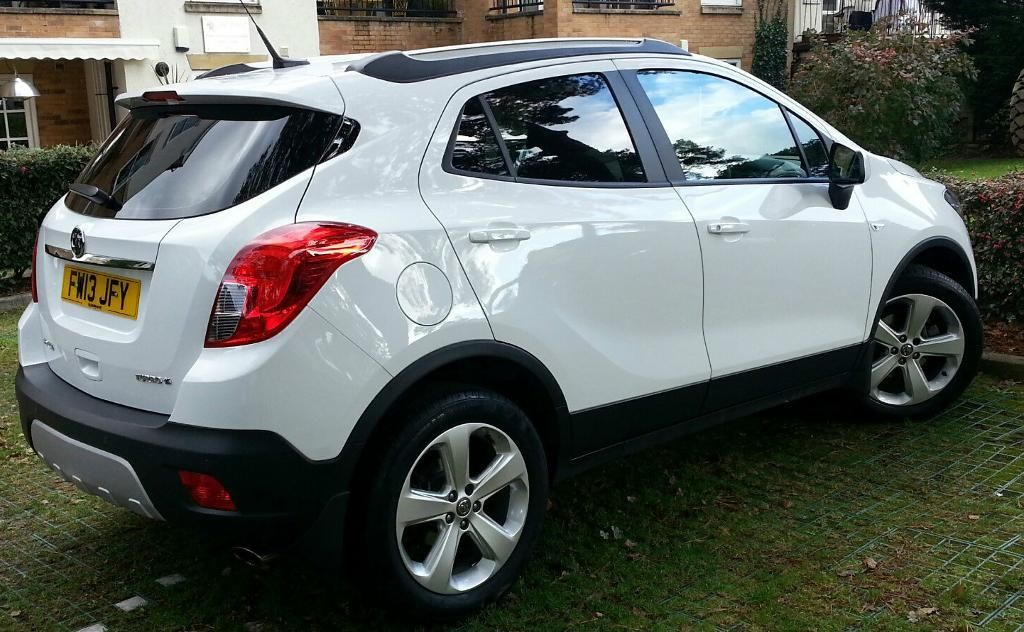 opel mokka 2016 dise o tecnolog a y buen precio lista de carros. Black Bedroom Furniture Sets. Home Design Ideas