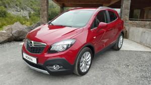 Opel Mokka 2016: diseño, tecnología y buen precio.