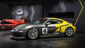 Auto Show de Los Ángeles 2015: Porsche Cayman GT4 Clubsport