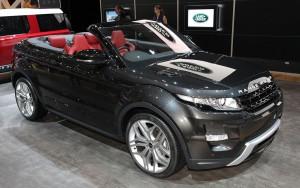 Range Rover Evoque Convertible 2016: el primer SUV compacto convertible de lujo del mundo
