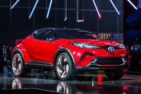 Auto Show de Los Ángeles 2015: Scion C-HR Concept