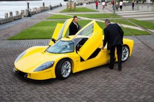 Varley evR450: desde Australia llega un sensacional superdeportivo eléctrico.