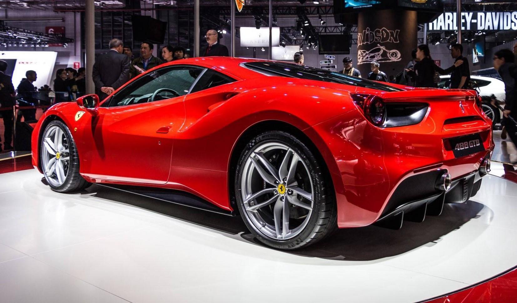 Ferrari 488 Gtb 2016 Un Majestuoso Superdeportivo Lista De Carros