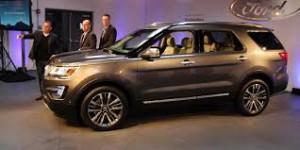 Ford Explorer 2016: renovada y más interesante.