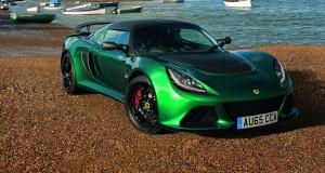 Lotus Exige Sport 350: menos peso y más prestaciones.