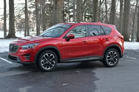 Mazda CX-5 2016: exitoso y confortable.