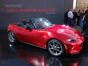 Mazda MX-5 Miata 2016: exitoso, accesible y confiable.