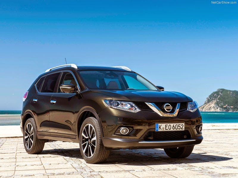 nissan x trail 2016 llamativa moderna y de alta calidad lista de carros. Black Bedroom Furniture Sets. Home Design Ideas