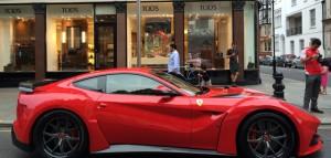 Novitec Rosso Ferrari F12 Largo, un F12 Berlinetta muy especial.