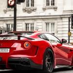 Imágenes del Novitec Rosso Ferrari F12 Largo.