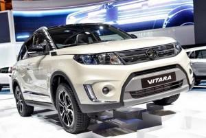 Nueva Suzuki Vitara 2016: diseño, equipamiento, seguridad y precio adecuado.