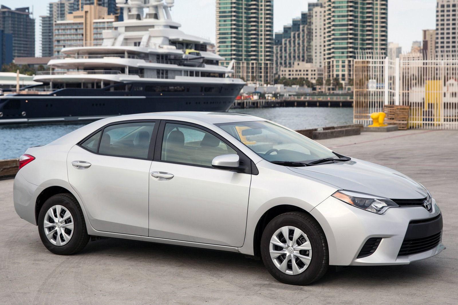2016 Toyota Corolla Precio | newhairstylesformen2014.com