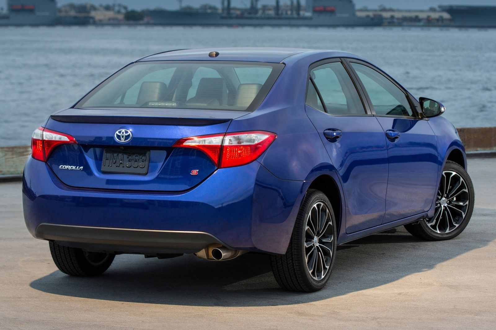 Toyota Corolla 2016: exitoso, juvenil y eficiente | Lista ...