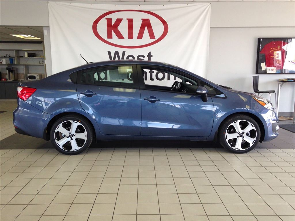 kia rio sed n 2016 kia rio 4 2016 m s deportivo y. Black Bedroom Furniture Sets. Home Design Ideas
