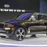 Auto Show Detroit 2016: Kia Telluride Concept
