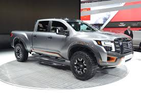 Salón del Automóvil de Detroit 2016: Nissan Titan Warrior Concept