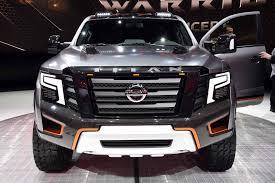 Salón del Automóvil de Detroit 2016: Nissan Titan Warrior ...