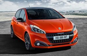 Peugeot 208 2016: dinámico, fresco y atractivo.