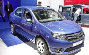 Renault Logan 2016: más moderno y atractivo.
