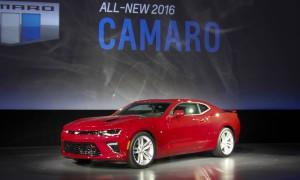 Chevrolet Camaro Coupé 2016: ahora más ligero, potente y con más tecnología.