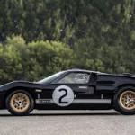 Atención coleccionistas: llega el Ford GT40 MKII 50 Aniversario