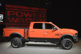 Auto Show de Chicago 2016: Ram Power Wagon 2017.