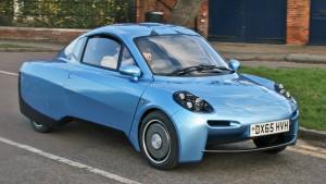 Riversimple Rasa 2016, un exótico auto de hidrógeno