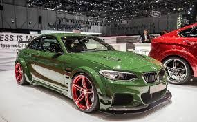 Auto Show de Ginebra 2016: AC Schnitzer ACL2 Concept, un BMW M2 más especial y radical.