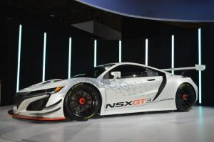 Auto Show de Nueva York 2016: Acura NSX GT3, listo para competir en la categoría GT3