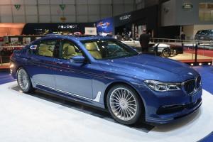 BMW Alpina B7 xDrive: potencia, lujo, confort y exclusividad.