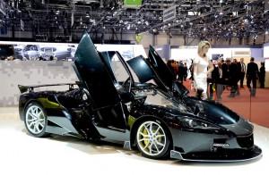 Auto Show de Ginebra 2016: Arash AF10 2016. !! un híbrido con 2080CV!!!