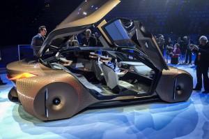 BMW Vision Next 100, así será el auto del futuro
