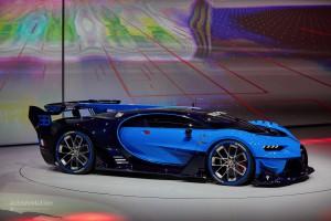 Salón del Automóvil de Ginebra 2016: Bugatti Chiron!!1,478 CV!!