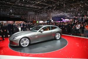Auto Show de Ginebra 2016: Ferrari GTC4Lusso, la evolución del FF