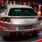 Ferrari GTC4Lusso:  Hablemos del corazón del Ferrari GTC4Lusso. Se trata de un V12 de 6.2 litros de aspiración natural que genera 690 caballos de fuerza a las 8,000 rpm y un torque de 514 libras-pie a las 5,750 rpm, de los cuales el 80 por ciento, es decir 411 libras-pie están disponible desde las 1,750 rpm. Este generoso motor está asociado a una transmisión automática de doble embrague de siete relaciones que envía el poder a las cuatro ruedas por medio del sistema renovado sistema 4RM. Otras mejoras es el Sistema de Control de Deslizamiento Lateral, que trabaja en conjunto con el diferencial electrónico y los amortiguadores ajustables.