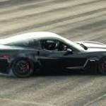 Genovation GXE: Un Corvette convertido en eléctrico es el más rápido del planeta.